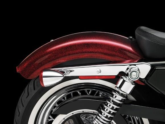 Cận cảnh Harley-Davidson XL883L Seventy-Two - ảnh 10