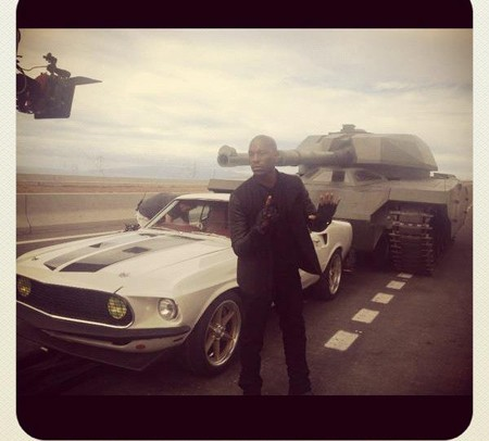 Tìm hiểu dàn xe trong Fast&Furious 6 - ảnh 9