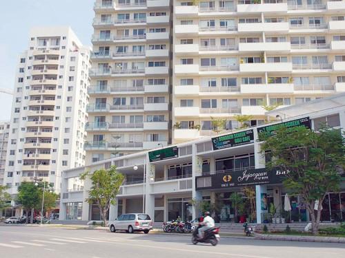 Khu đô thị Phú Mỹ Hưng được nhiều người nước ngoài quan tâm, muốn mua nhà. Ảnh: D.Đ.Minh