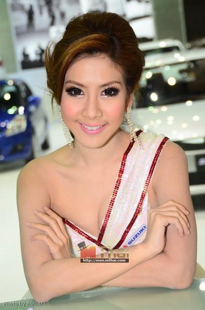 Nhan sắc ngập tràn triển lãm Bangkok 2013 - ảnh 13