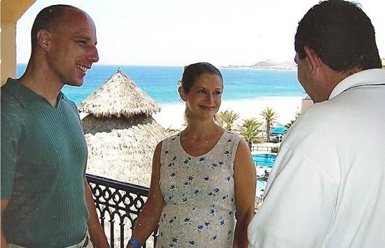 Cặp đôi tổ chức lễ cưới tại Cabo - Mexico