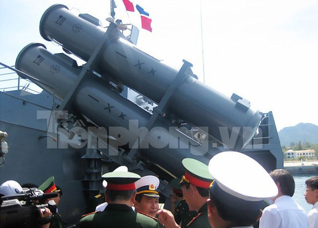 Khám phá uy lực chiến hạm Lý Thái Tổ - ảnh 14