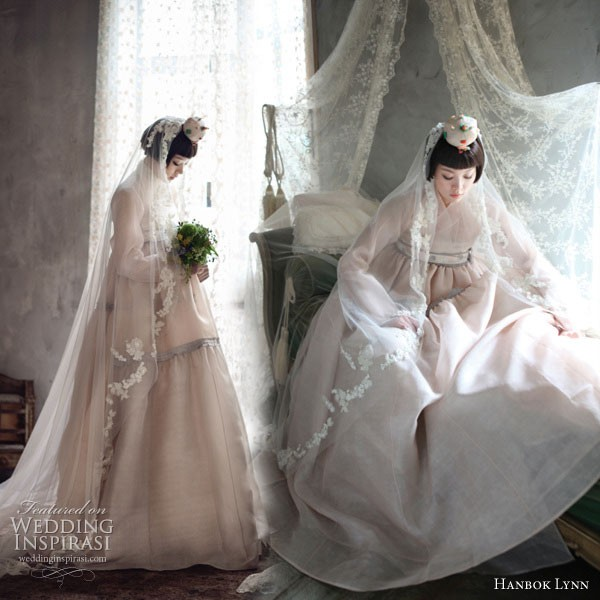 Quyến rũ trang phục cưới Hanbok hiện đại - ảnh 7