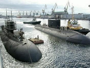 Tàu ngầm tấn công Kilo của Việt Nam liệu có được trang bị tên lửa phòng không tầm thấp?