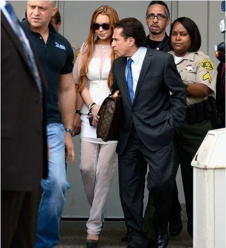 Dư luận đang lo lắng về việc Lilo sẽ sớm phải ngồi tù vì lối sống buông thả của cô