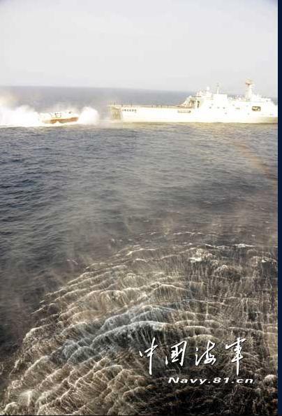 Tàu chiến và phi cơ Trung Quốc hùng hổ tập trận ở Biển Đông - ảnh 8