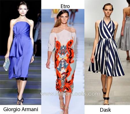 Xu hướng thời trang váy xuân hè năm 2012 - ảnh 6