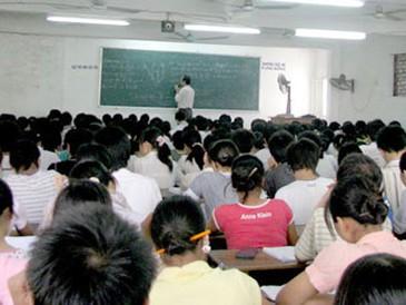 Việc ôn thi trong thời gian quá ngắn theo nhiều thầy cô là sẽ không đạt được hiệu quả. (Ảnh minh họa)