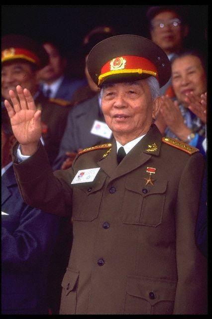 10 bức ảnh đẹp ấn tượng của Đại tướng Võ Nguyên Giáp - ảnh 3