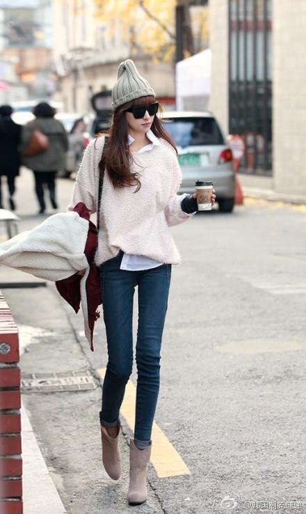 Cuối tuần xuống phố cực chất với quần jeans - ảnh 6