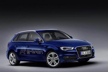 Lộ tân binh Audi A3 g-tron - ảnh 4
