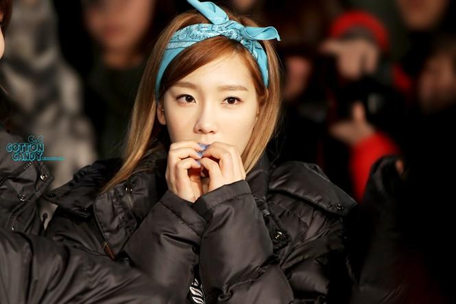 Xu hướng băng đô giúp các cô gái xứ Hàn như búp bê - ảnh 5