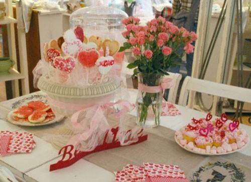 Những ý tưởng trang trí lãng mạn cho Valentine - ảnh 20
