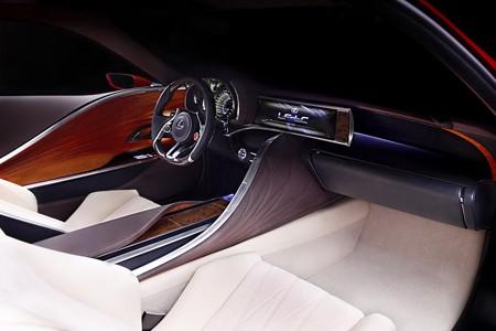 Lexus sẽ sản xuất đại trà 'quái thú' LF-LC - ảnh 5