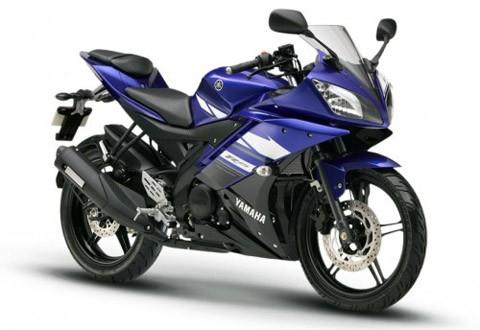Yamaha R15 2012 đã cập cảng Việt Nam - ảnh 1