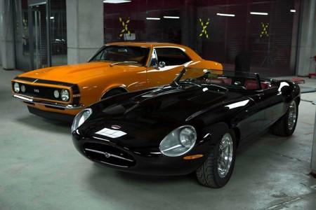 Tìm hiểu dàn xe trong Fast&Furious 6 - ảnh 4