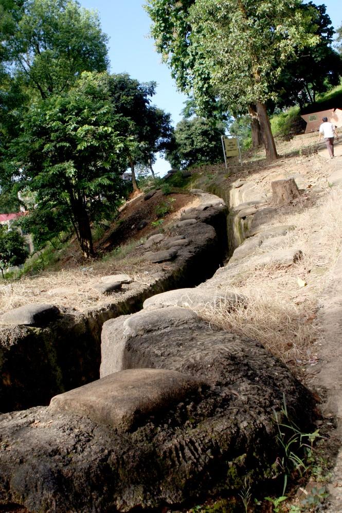 Thăm hầm Đờ Cát sau 58 năm chiến thắng Điện Biên Phủ - ảnh 5