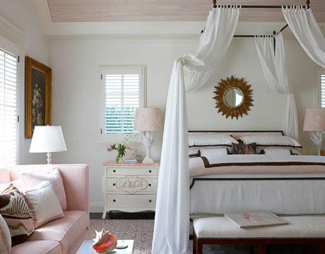 Phòng ngủ lãng mạn cho đôi uyên ương - ảnh 9