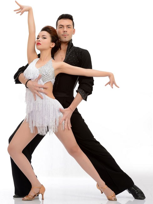 Những cặp đôi gợi cảm của Bước Nhảy Hoàn Vũ - ảnh 2
