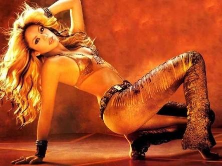 Nữ ca sỹ Shakira