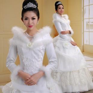 Mix trang phục cưới ngày đầu xuân - ảnh 1
