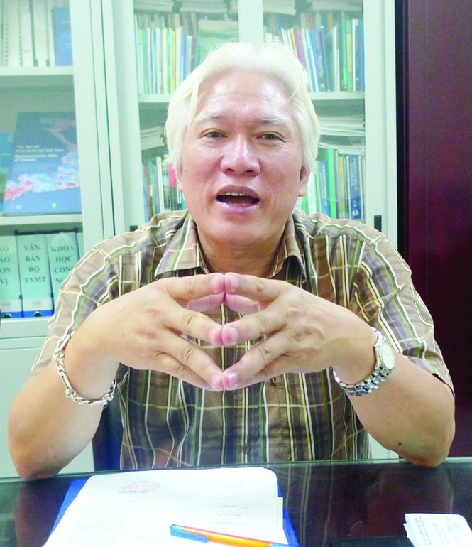 PGS.TS Nguyễn Chu Hồi
