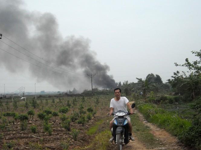 Cháy lớn tại xưởng sản xuất nhựa, thiệt hại hơn 2 tỷ đồng - ảnh 2
