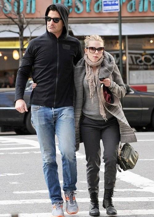 Scarlett Johansson lại có tình mới - ảnh 2