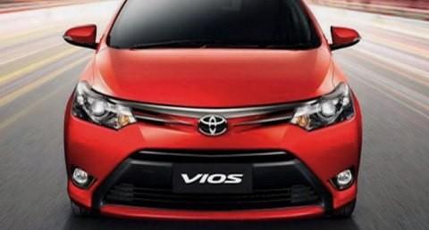 Toyota Vios 2013 ra mắt tại Thái Lan - ảnh 6