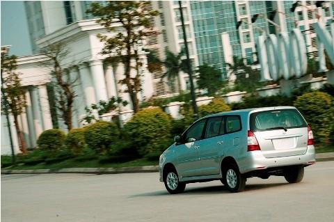 Cận cảnh Toyota Innova 2013 tại Việt Nam - ảnh 4