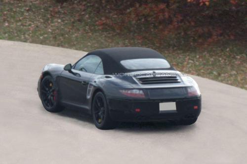 Hé lộ thông tin về Porsche 911 đời 2012 - ảnh 16