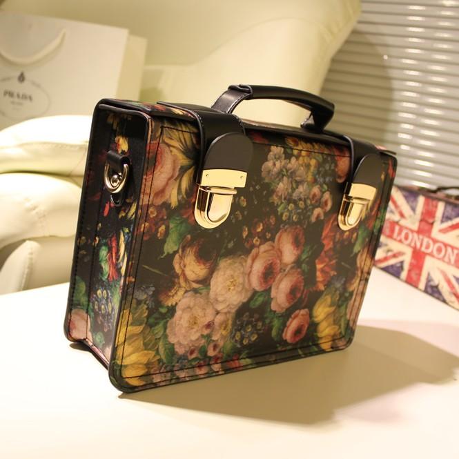 Túi hộp xinh xắn cho bạn gái - ảnh 7