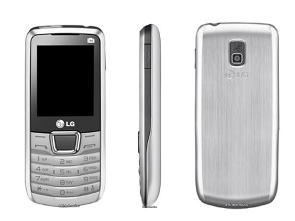 'Dế' ba SIM giá rẻ đầu tiên của LG - ảnh 1