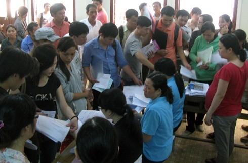 Cử nhân thất nghiệp có một phần xuất phát từ lỗi quy hoạch và đào tạo của ngành giáo dục (ảnh minh họa)