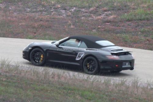Hé lộ thông tin về Porsche 911 đời 2012 - ảnh 17