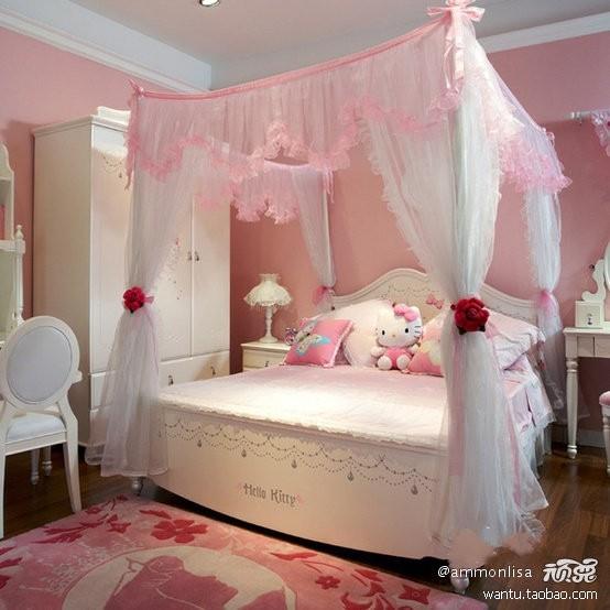 Mẫu phòng ngủ cực xinh cho bé yêu - ảnh 1