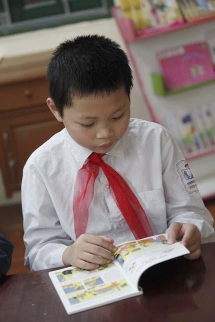 Khánh thành thư viện Trường Tiểu học  Đồng Quang - ảnh 4