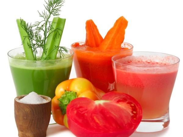 Những thực phẩm giúp giải độc cơ thể - ảnh 1
