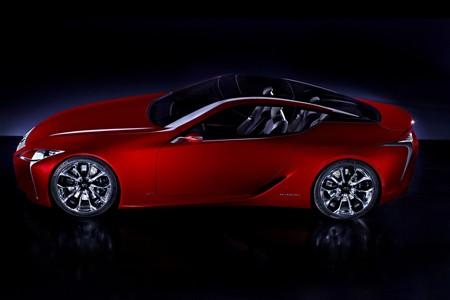 Lexus sẽ sản xuất đại trà 'quái thú' LF-LC - ảnh 2
