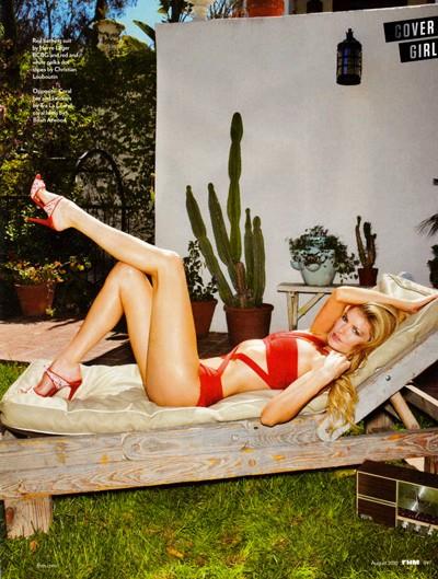 Marisa Miller gợi cảm trên tạp chí FHM - ảnh 2