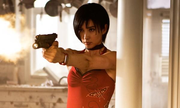Một phân cảnh của Lý Băng Băng trong Resident Evil 5 của Hollywood