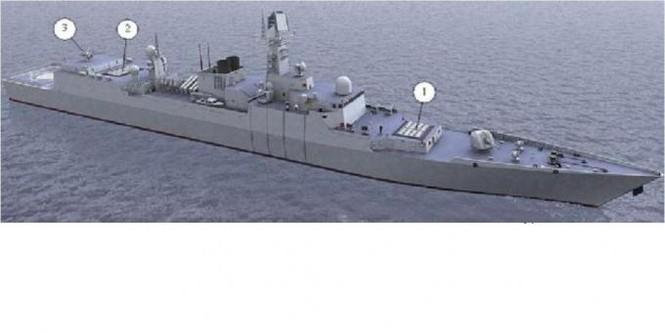 'Nội soi' tham vọng khu trục hạm Trung Quốc - ảnh 35