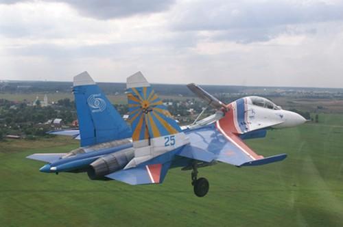 Đội hình máy bay 'khủng' hộ tống Tổng thống Nga - ảnh 8