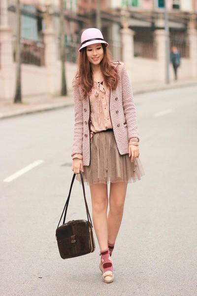 Mix đồ chất như blogger thời trang Hồng Kông - ảnh 27