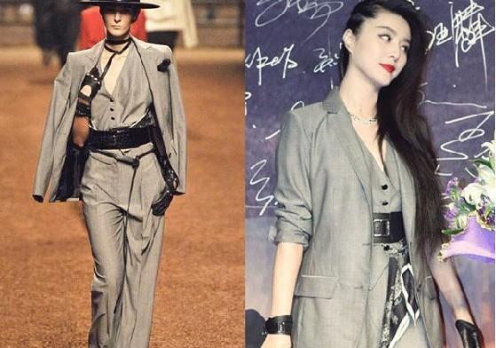 Tủ quần áo hàng hiệu của Phạm Băng Băng - ảnh 5
