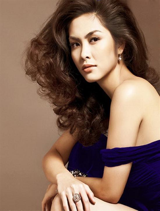 Thời trang tóc của Tăng Thanh Hà - ảnh 13