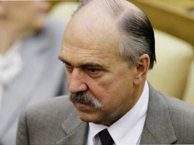 Ông Vladimir Pekhtin, người phải từ nhiệm vì che giấu tài sản ở Mỹ