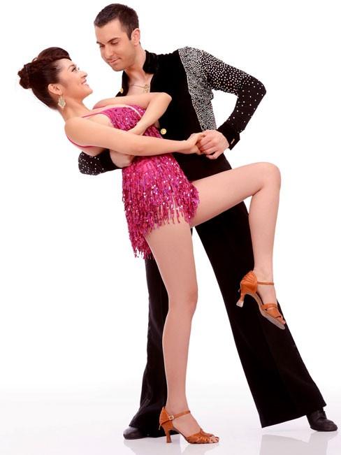 Những cặp đôi gợi cảm của Bước Nhảy Hoàn Vũ - ảnh 4