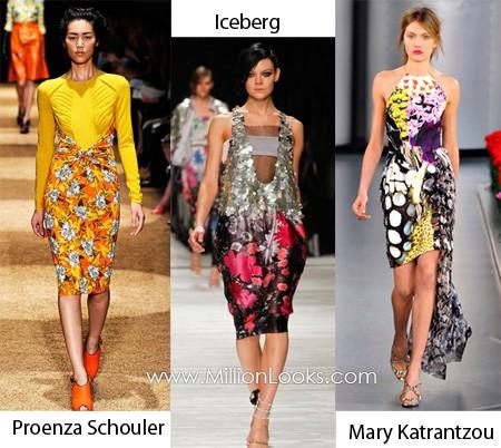 Xu hướng thời trang váy xuân hè năm 2012 - ảnh 11