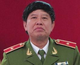Thiếu tướng Vũ Hùng Vương - Phó Tổng cục trưởng Tổng cục cảnh sát phòng chống tội phạm - Bộ Công an